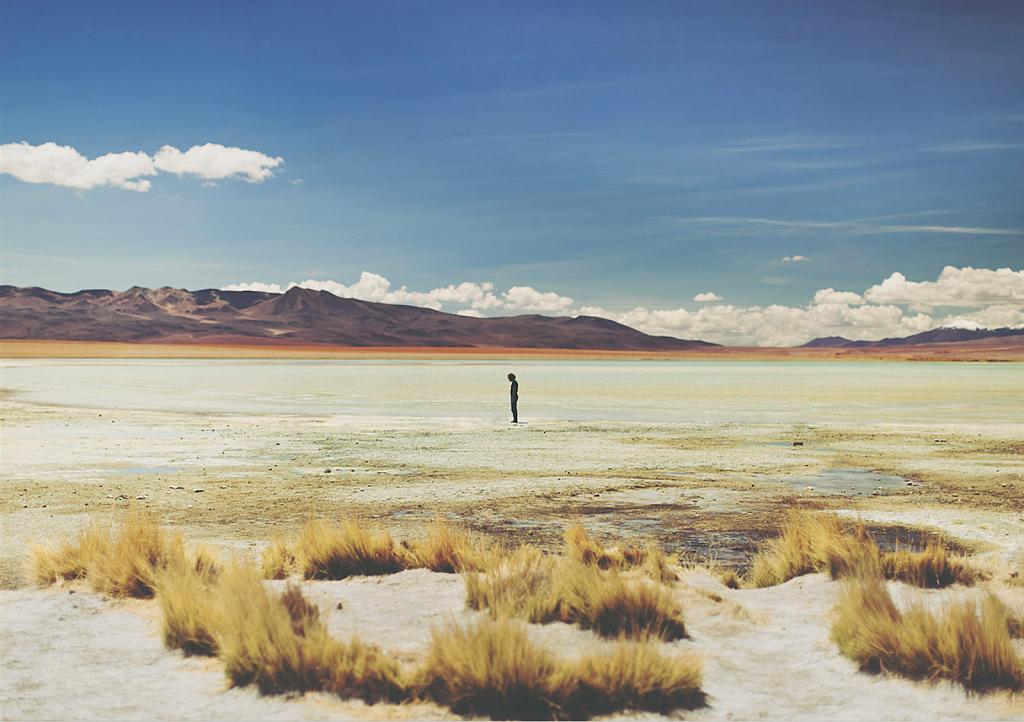 Landscape // Anagogies